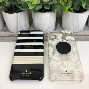Kate Spade Iphone 6+ 6s+ 7+ 7s+ 8+ Phone Cases